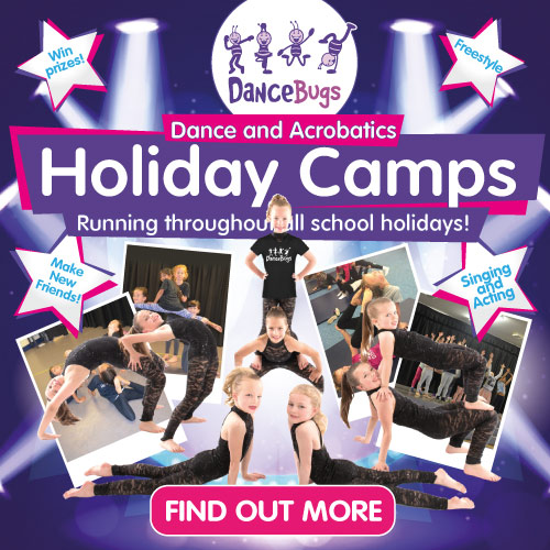 DanceBugs Holiday Camps